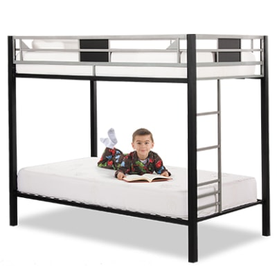 CLIFTON I TWIN OVER TWIN BUNK BED